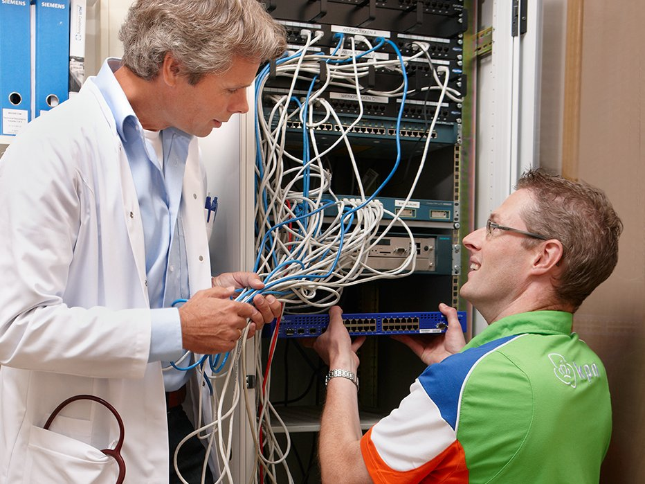 beschikbaarheid glasvezel internet