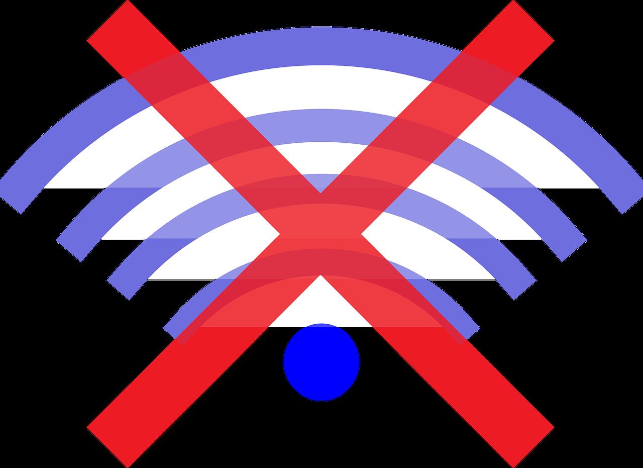 Je bekijkt nu Wifi werkt niet – hoe oplossen?